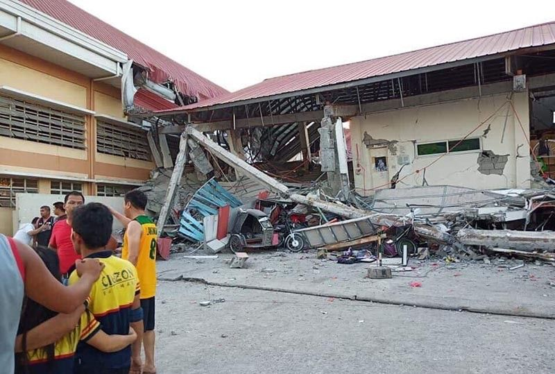 Luzon Earthquake 22