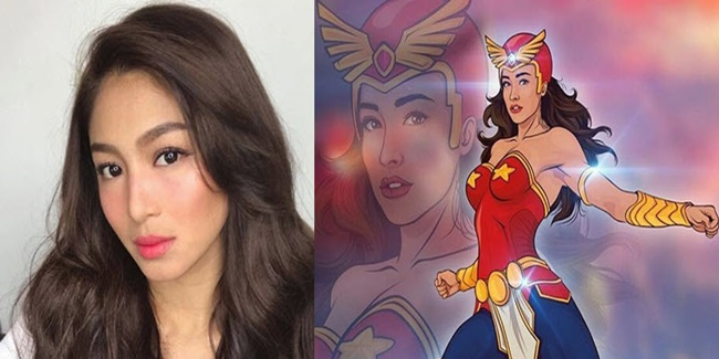 Nadine Lustre on Darna