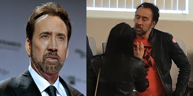 Nicolas Cage and Ericka Koike annulled