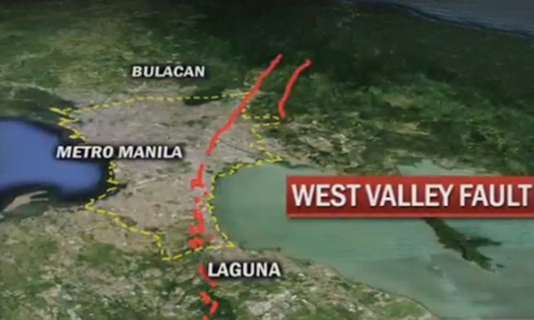 PHIVOLCS West-Valley-Fault 1
