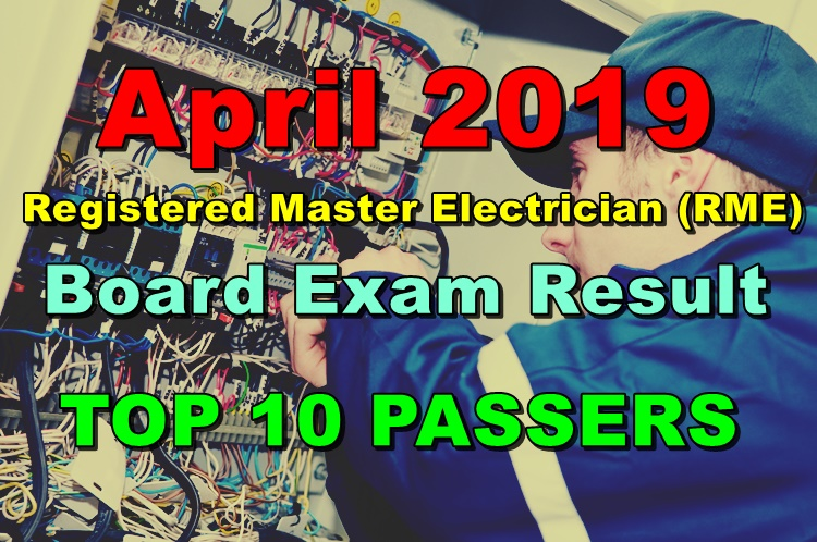 Registered Master Electrician