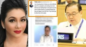Regine Velasquez Claps Back To Teddy Boy Locsin Over Issue About Giant Clams