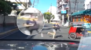 Manila Snatching Incident Caught On Video