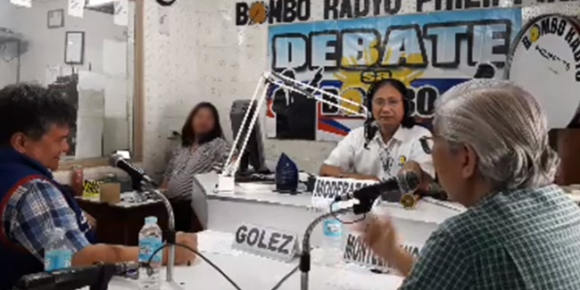 Silay Mayor Mark Golez, Oti Montelibano