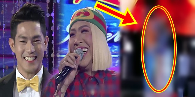 Vice Ganda and Ion Perez performance