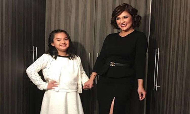 Vina Morales and Ceana 1