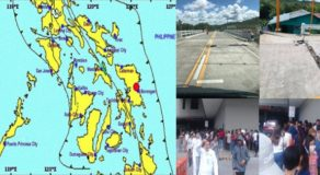 Visayas Earthquake: Photos Following 6.2 Magnitude Quake