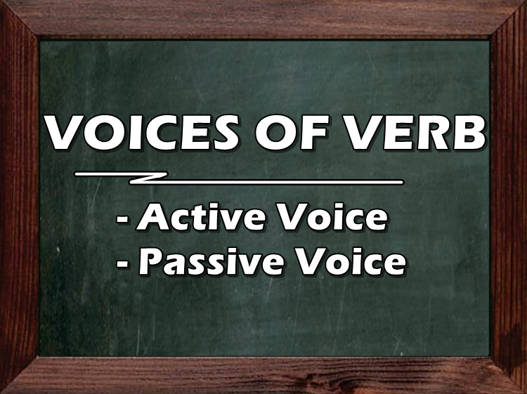 Voice of Verb