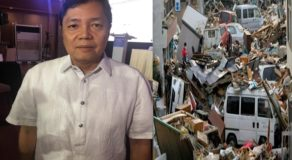 "Urban Planner Urges Filipino People To Prepare for ""The Big One"""