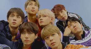 K-Pop Group BTS Hailed As First Korean Act To Top UK Chart