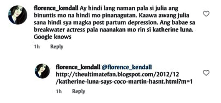 comment on Coco Martin