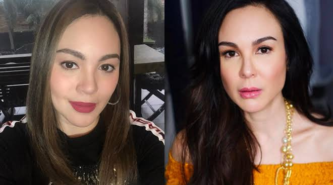 Claudine Barretto Gretchen Barretto