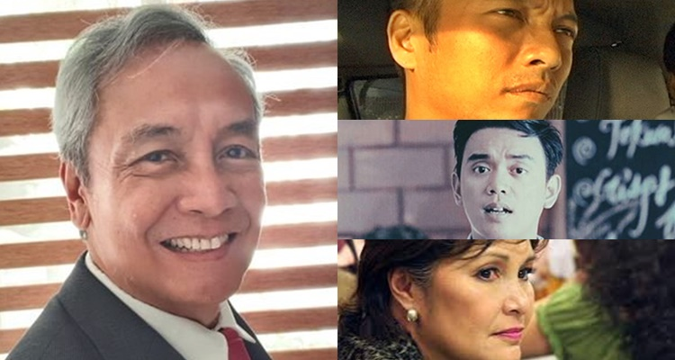 Jim Paredes Receives Support From Celebs Amid