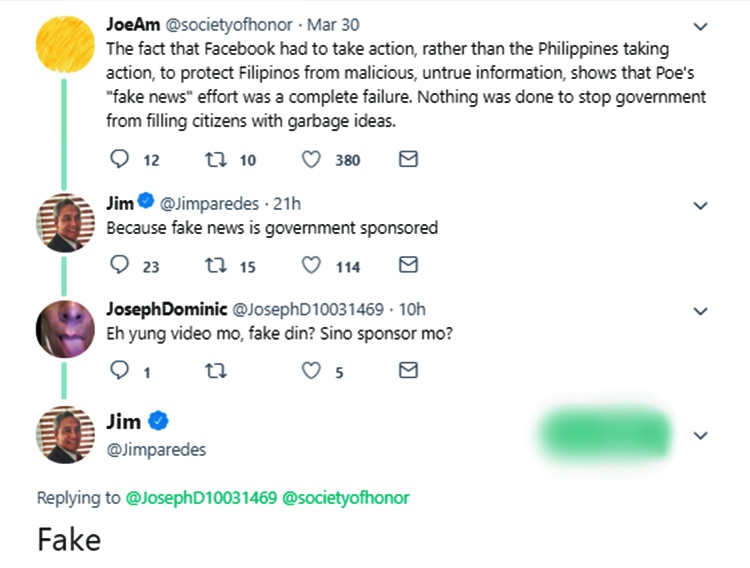 "Jim Paredes Breaks Silence On Alleged ""Scandal Video"""