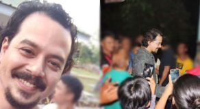John Lloyd Cruz Spotted Blending In w/ People In Lanao Del Sur