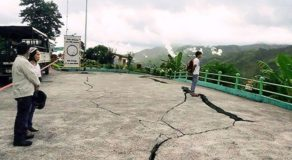 PDMPD Monitors Negros Fault Lines Following Samar Quake