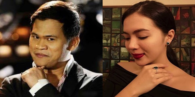 ogie diaz on Julia Montes