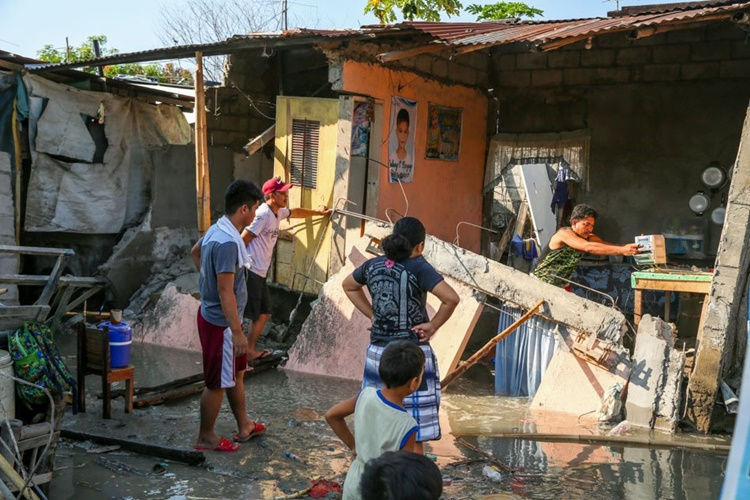 NDRRMC Releases Latest Updates on Luzon Quake Casualties