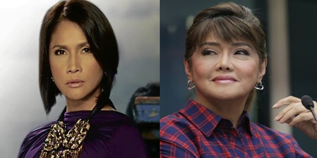Agot Isidro on Imee