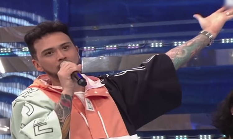 Billy Crawford return It's Showtime