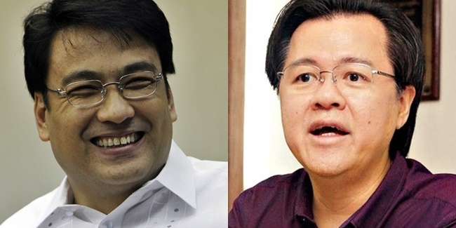 Bong Revilla, Doc Willie Ong