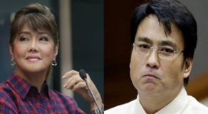 VIDEO: Bong Revilla, Imee Marcos Gives Messages To Bashers