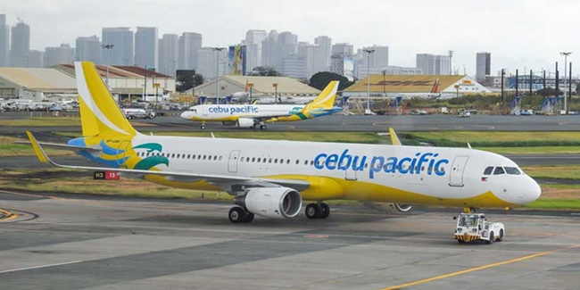 Cebu Pacific Seat sale