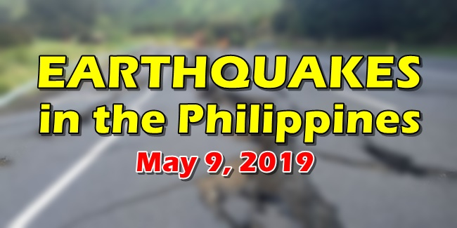 Earthquakes Philippines