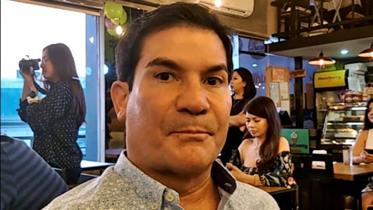 Edu Manzano Disqualification