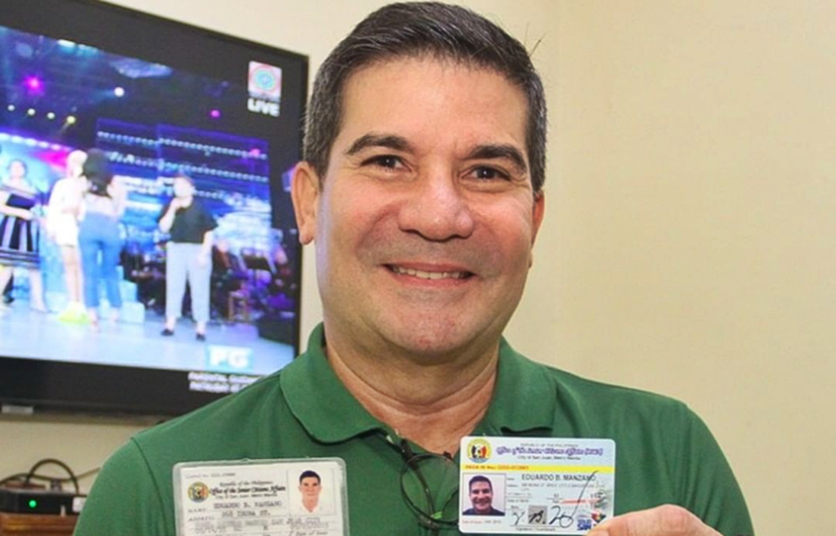 Edu Manzano Reaction