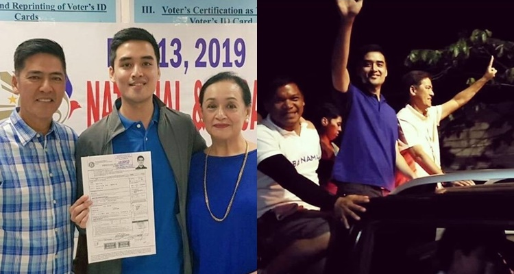 Election 2019 Vico Sotto