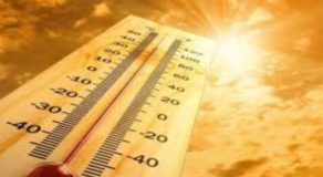 Heat Index At NAIA Reached 45.1 Degrees Celsius