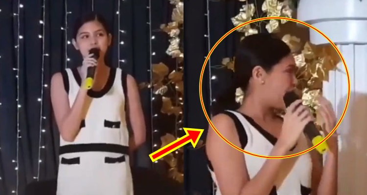 Maine Mendoza Emotional