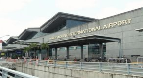 Hand Grenade Seized From NAIA Passenger