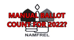 NAMFREL Suggests Manual Ballot Counting For PH Elections In 2022
