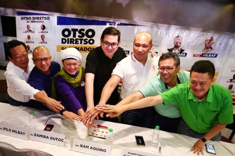 Otso Diretso Election 2019