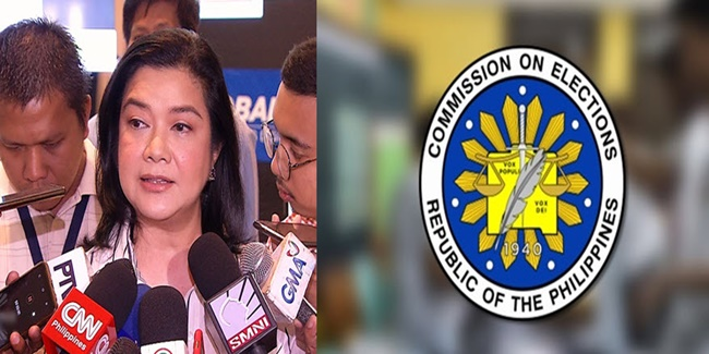 PPCRV Myla Villanueva on COMELEC