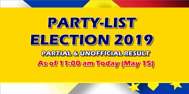 Party-List Election 2019