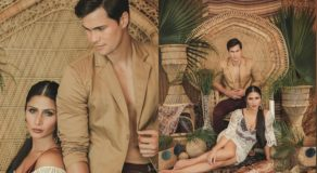 Phil Younghusband Prenup Photos With Fiance In Pinoy-Inspired Concept