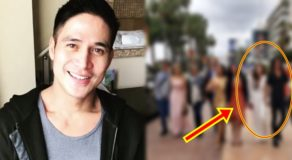 "Piolo Pascual With Rumored Girlfriend At Cannes For ""Ang Hupa"" World Premiere"