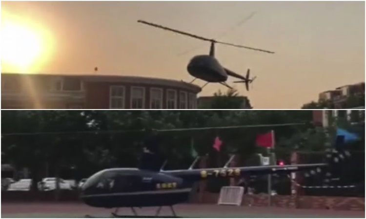 Rich-Father-helicopter-china