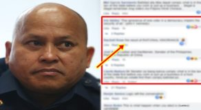 Senator-Elect Bato Dela Rosa Bashed Over View On Illegal Chinese Workers In PH