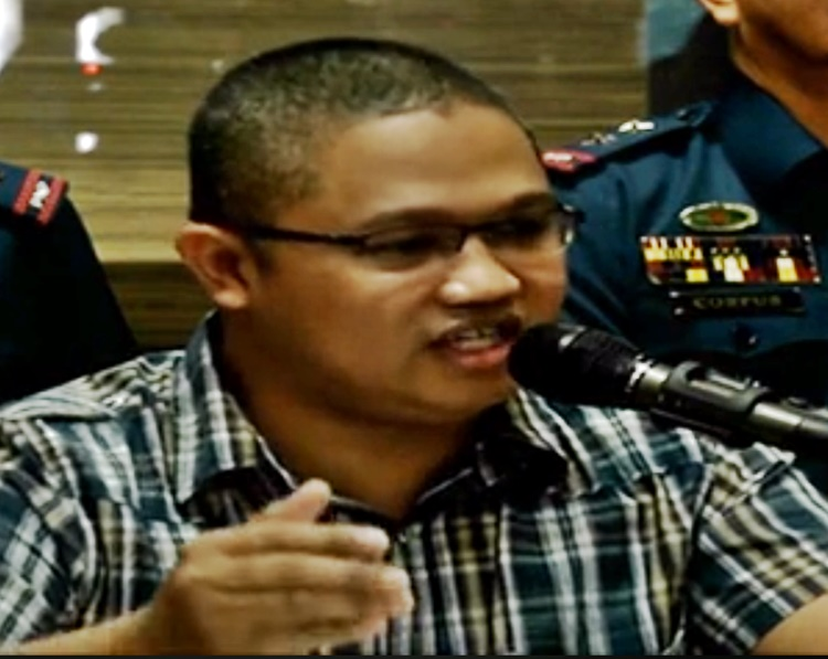 Bikoy on Sen De Lima's case