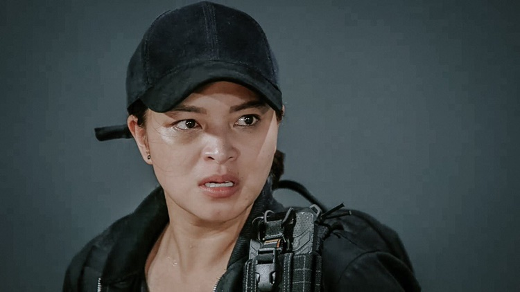 Angel Locsin stunt