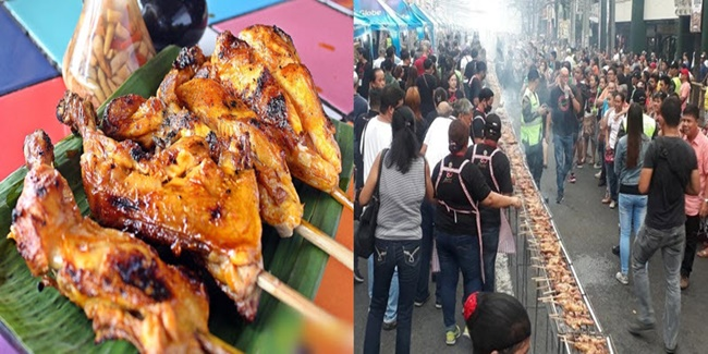 bacolod city chiken-inasal-festival 1