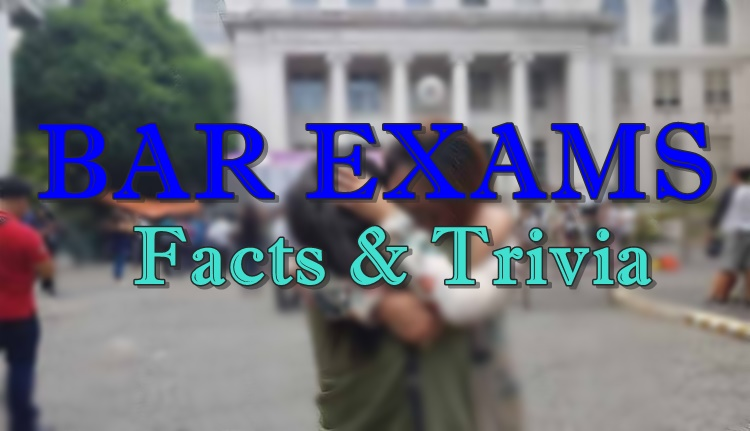 bar exams facts and trivia