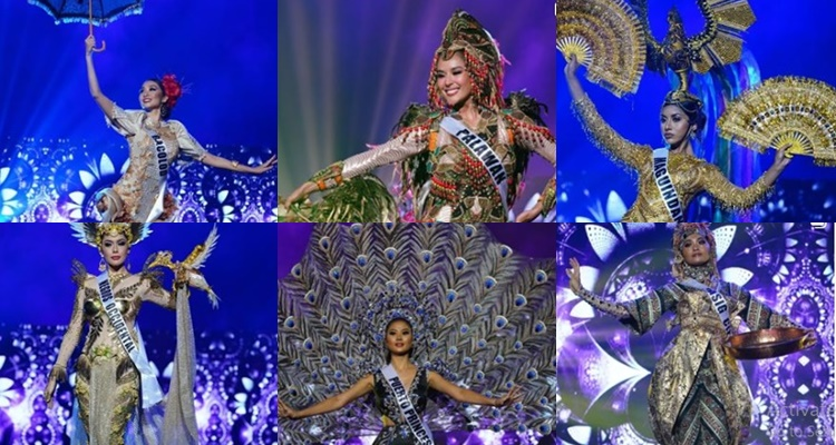 bb. pilipinas 2019 national costume top 10 finalist