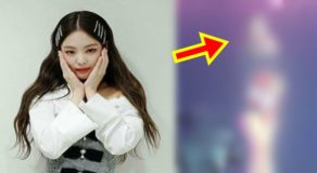 BLACKPINK Jennie Got Stuck Under Stage During London Concert