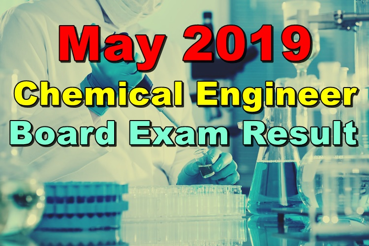 Chemical Engineer Board Exam