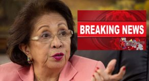 Breaking: Ex-Ombudsman Morales Held By Hong Kong Immigration Authorities